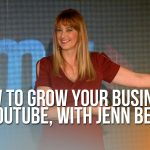 222: How to Grow Your Business With YouTube, with Jenn...